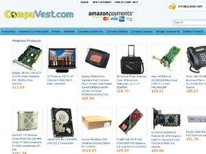 Compuvest website