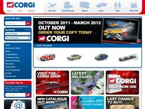 Corgi website