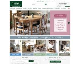 Cotswold Company website