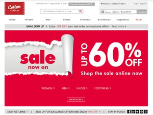 Cotton Traders Discount Code ⇒ Get 50% Off, February - hotukdeals