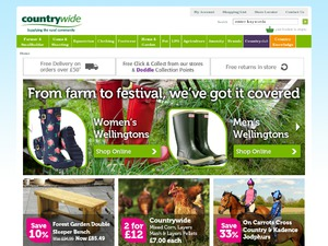 Countrywide Farmers website