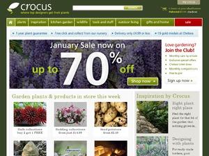 Crocus website