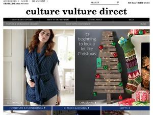 Culture Vulture website