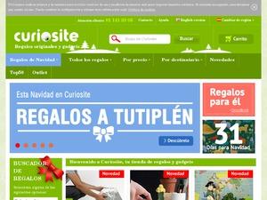 Curiosite.com website