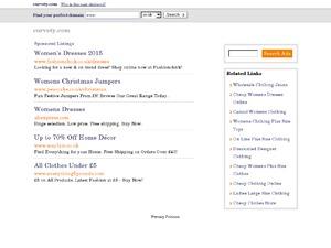 Curvety website