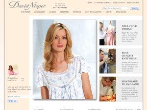 David Nieper website