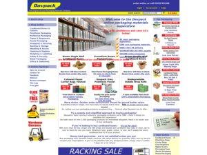 Davpack website
