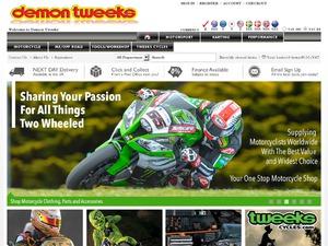 Demon Tweeks website