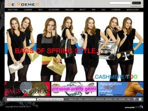 Deroemer website