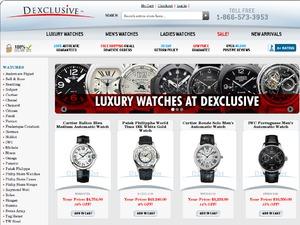 Dexclusive.com website