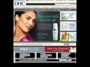 DHC website