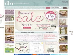 Dibor website