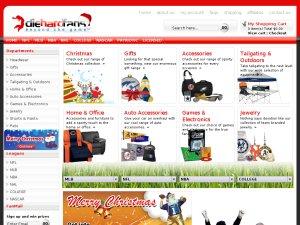 Diehard Fans website