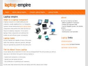 Digital Empire Online (DEO) website