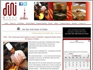 Dilli website
