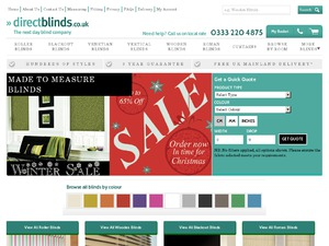directblinds website