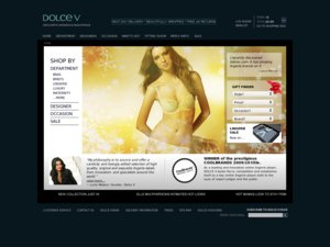 Dolce V website