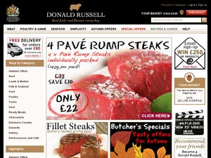 Donald Russell website