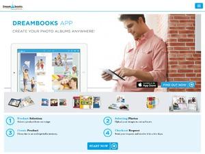 DreamBooks website