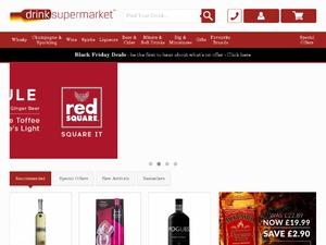 DrinkSupermarket.com website