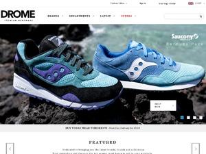 DROME website