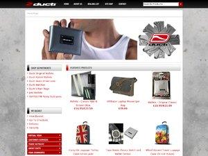 Ducti website