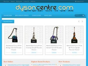 Dyson Centre website