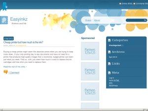 EasyInkz website