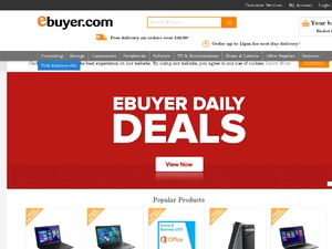 Ebuyer website