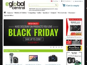 eGlobal Central website