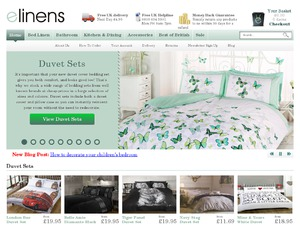 Elinens website