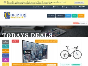 Emazing Deals Ltd website