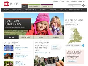 English Heritage website