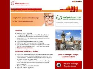 EnGrande website