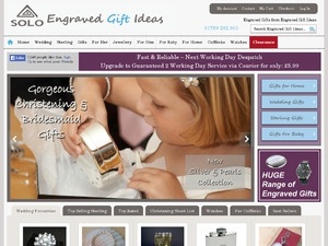 Engraved Gift Ideas website