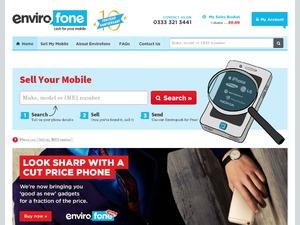 Envirofone website