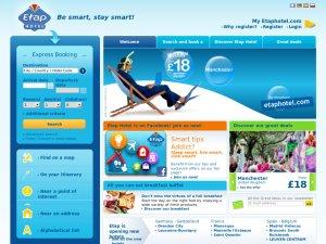Etap Hotel website