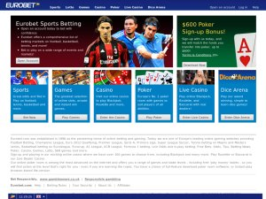 Eurobet website