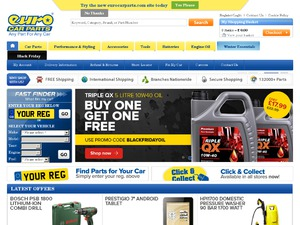 Euro Car Parts Discount Voucher Codes 2018 For Www Eurocarparts Com