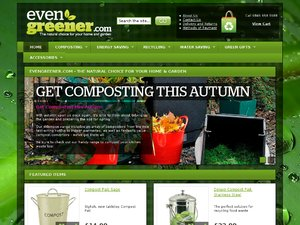 Evengreener website