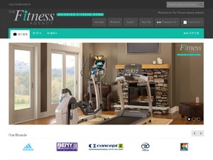 Exercise Equipment website
