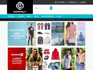 Extreme Pie website
