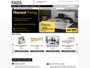FADS website