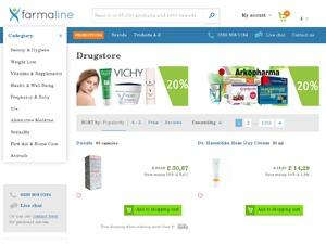 Farmaline website