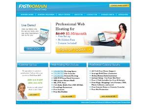 fastdomain website