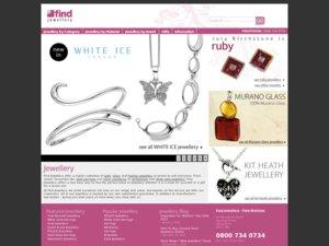 Find Jewellery website