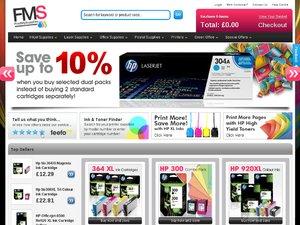 Find My Supplies (FMS) website