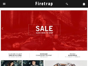 Firetrap website