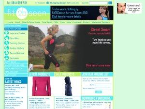 Fit2BSeen website
