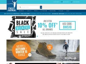 Fitnessfootwear website